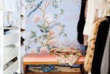 Tapeten & Wand Dekoration / Inspirationen für Tapeten, Wände und Stuck