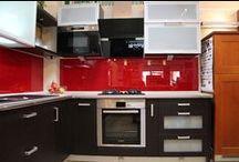 Kuchnie w czerni / Kuchnie w czerni - aranżacje