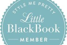 """The Bride's Shoppe- Our Bridal Salon / We love being in the """"love business""""! A proud member of Style Me Pretty's exclusive """"Little Black Book"""", visit our bridal salon and discover why we were given this prestigious listing!"""