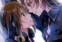 Anime pairs
