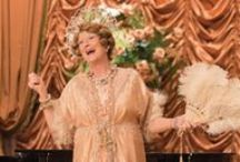 Florence Foster Jenkins / Meryl Streep stars in the true story of Florence Foster Jenkins, a New York heiress and socialite who obsessively pursued her dream of becoming a great singer. Convinced of her own talent, the voice Florence heard in her head was beautiful, while to everyone else it was hilarious and awful. In cinemas May 5!