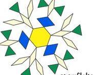 Mozaïek&Tangram opdrachtkaarten