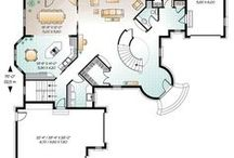 Haus Grundriss / Haus Grundriss Inspiration | Villa - Einfamilienhaus uvm