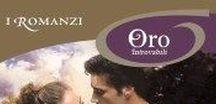 """Collana - Romanzi Mondadori """"Oro Introvabili"""""""