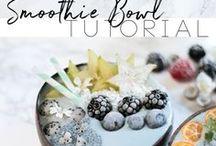 FRÜHSTÜCK | Rezepte / Rezepte für das perfekte Frühstück! Gesunde Bowls uvm