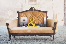 small items | 結婚式小物 / ゲストカード、会場のちょっとした装飾。少しのオリジナリティーとアイディアでウェディングがもっと可愛くなります。