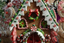 Christmas...making the season complete / my favorites / by Barbara Hammer