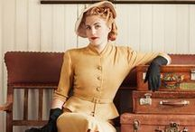 Retro Style Today / Classic femininity is never out of style. I love finding modern clothes with a vintage flair and learning about vintage hairstyles and makeup. / by Sense & Sensibility Patterns
