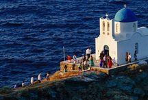 CHURCHES IN GREECE