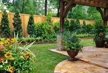 Красота загородного дома