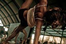Wojownicy i trening / strong body