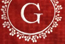 Initiale G.
