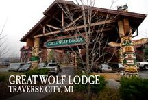 Traverse City, MI | Great Wolf Lodge / Pin your favorite activities to your own board and start picturing your Great Wolf Lodge Traverse City getaway!