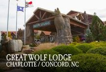 Charlotte / Concord, NC | Great Wolf Lodge / Pin your favorite activities to your own board and start picturing your Great Wolf Lodge Charlotte/Concord getaway!