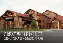 Cincinnati / Mason, OH | Great Wolf Lodge / Pin your favorite activities to your own board and start picturing your Great Wolf Lodge Cincinnati/Mason getaway!
