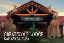 Kansas City, KS | Great Wolf Lodge / Pin your favorite activities to your own board and start picturing your Great Wolf Lodge Kansas City getaway!