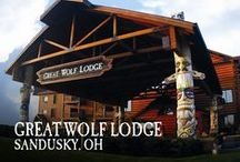 Sandusky, OH | Great Wolf Lodge / Pin your favorite activities to your own board and start picturing your Great Wolf Lodge Sandusky getaway!