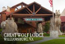 Williamsburg, VA | Great Wolf Lodge / Pin your favorite activities to your own board and start picturing your Great Wolf Lodge Williamsburg getaway!