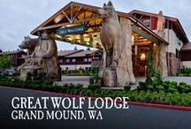 Grand Mound, WA | Great Wolf Lodge / Pin your favorite activities to your own board and start picturing your Great Wolf Lodge Grand Mound getaway!