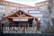 New England / Boston, MA | Great Wolf Lodge / Pin your favorite activities to your own board and start picturing your Great Wolf Lodge New England getaway!