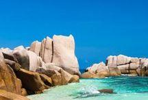 Seychelles / Paradis des pirates avant d'être celui des éco-voyageurs, les Seychelles se préservent.