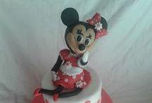 My cakes .... Le mie torte