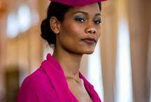Shows met hoeden en fascinators van Designhoeden Myra