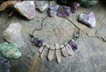 Biżuteria i kryształy