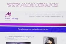 Amacooking / Recetas de la web www.amacooking.com