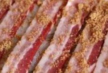 Bacon / Bacon, bacon & bacon.
