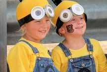 Minions Cosplay Costumes / Cosplay and costumes from the movie, Despicable Me. Dress like the lovable yellow minions!