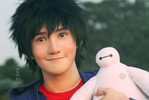 Big Hero 6 Cosplay Costumes / Check out these amazing costumes and cosplays from the Disney movie, Big Hero 6.