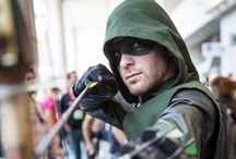 Arrow Cosplay Costumes / Cosplays and costumes from the popular TV show, Arrow.