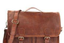 LECONI ♥ Aktentaschen + Messenger Bags / Dein neuer hochwertiger Begleiter für den Berufsalltag: Aktentaschen aus Echtleder und Canvas für die modische Frau und den stilsicheren Herrn.
