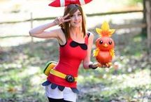 Pokemon Cosplay Costumes / If you're gonna catch 'em all, you might as well do it dressed like your favorite Pokemon characters!