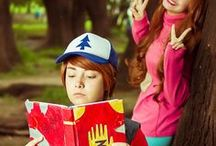 Gravity Falls Cosplay Costumes