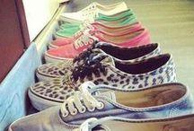 Shoes...gotta love them:) / by Vayanna Kruse