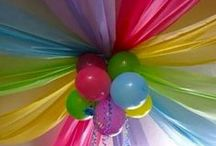 PARTY IDEAS / by Melinda Hase
