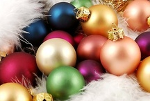 Christmas Ornaments and Vintage / Anything that has to do with Christmas / by Melinda Hase