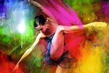 DANCE / Photographs that I love about dancing... / by Melinda Hase