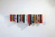 Interesting Book Shelf Ideas. / Some cool and quirky book shelf ideas for storing your personal library.