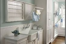 Dream Home Laundry Room / by Yoshi