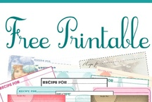 PRINTABLES Clip Art & Fonts / by Melinda Hase
