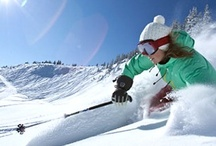 Winter Activities / Some of the best skiing in Colorado can be found at Wolf Creek Ski area. Skiing not for you?  Try out our backcountry snowmobiling or one of the many beautiful cross-country trails!