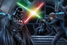 Star Wars / by Nate Girard