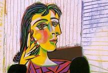 Barcelone et ses peintres / Joan Mirò, Pablo Picasso, Ramón Casas, Antoni Tàpies, Mariano Fortuny, Santiago Rosiñol, Lluís Doménech i Montaner, Joaquím Mir, Joaquim Sunyer...