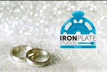 IronPlate Brides / Here are just a smattering of some of the brides we've sent off looking HOT from IronPlate Studios.