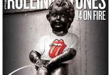 Stones: 14onfire: Werchter (28/6/14) / My 92th Stones concert since Friday 25 June 1982