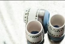 Ceramics for the Table / Pattern, Edges, Design, Makers