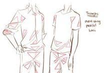 Drawing Human: Clothes